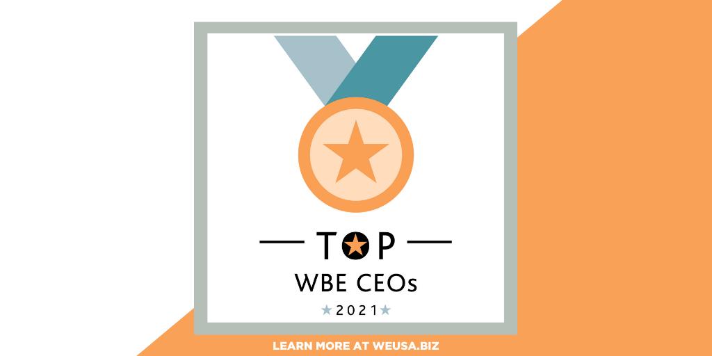 EDD President Carol Muszynski Named One of the Top WBE CEOs of 2021!